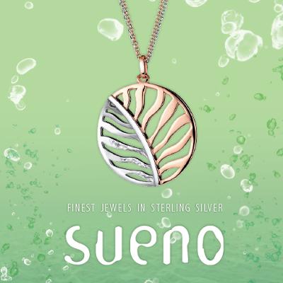 Der Schmuck mit der besonderen Oberfläche – Sueno by MP –