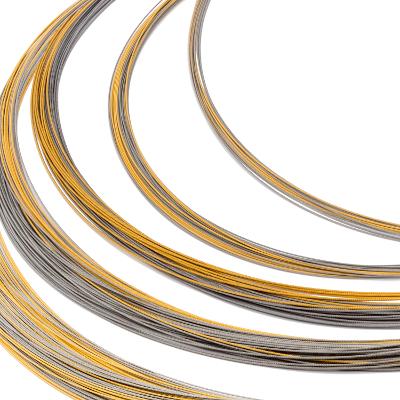 Edelstahl super soft und extra fein: Das 0,36 mm Seil!