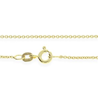 Collierkette Rundanker 1,10 mm GG